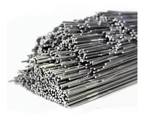 Imagem 1 de 5 de Vareta Para Solda De Alumínio 4043 2.40mm Wwsoldas