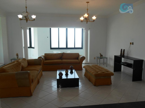 Imagem 1 de 30 de Apartamento  À Venda, Praia Das Pitangueiras, Guarujá. - Ap3837