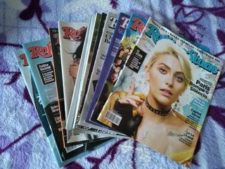 Revistas Rolling Stone - Edições 2017 (usadas)