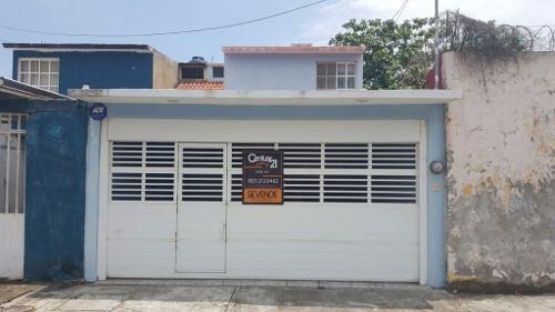 Casa En Venta, Col. Playa Linda, Veracruz, Veracruz.