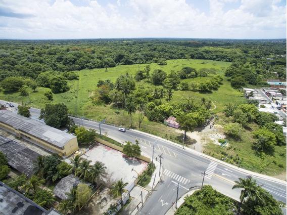 Terreno En Villa Mella, Santo Domingo Nort