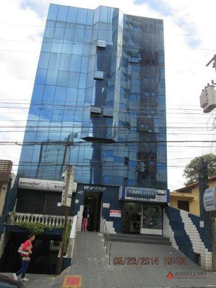 Sala À Venda, 35 M² Por R$ 225.000,00 - Jardim Do Mar - São Bernardo Do Campo/sp - Sa0157