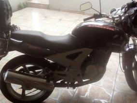 Honda Twister Cbx 250 Preta Baixa Km