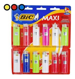Encendedor Maxi Bic Blister X 6 Unidades Soundgroup Palermo