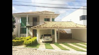 Casa De Alto Padrão Co M 4 Quartos No Green Land - Ca0035