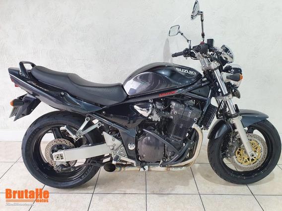 Suzuki Bandit N 1200 Cinza