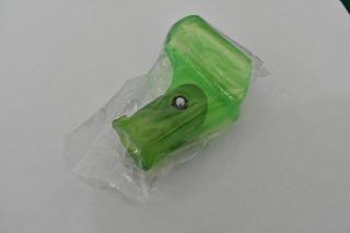 Portamicrófono Verde Neón