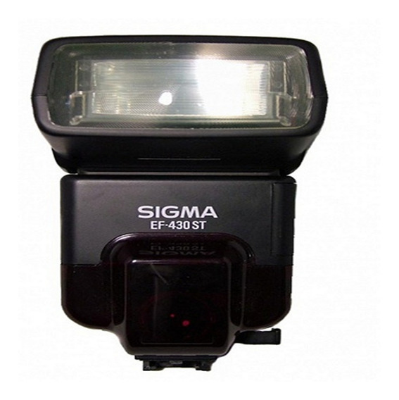 Sigma Ef-430 St (nikon Usado)