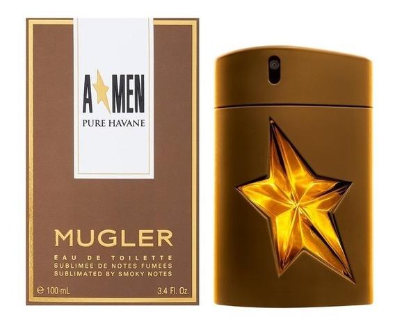 Perfume Masculino Thierry Mugler A*men Pure Havane 100ml