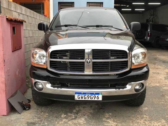 Dodge Ram 2500 2006 5.9 Cab. Simples 4x4 2p