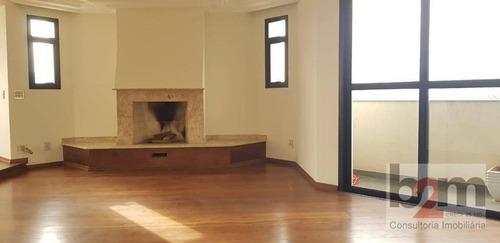 Apartamento Com 3 Dormitórios À Venda, 168 M² Por R$ 950.000,00 - Vila São Francisco - São Paulo/sp - Ap2148