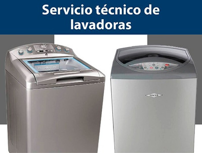 Tecnico De Lavadoras Y Secadoras