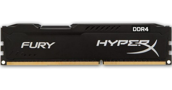 Memoria Pc Ddr4 Kingston Hyperx Fury 8gb 2400mhz Mexx