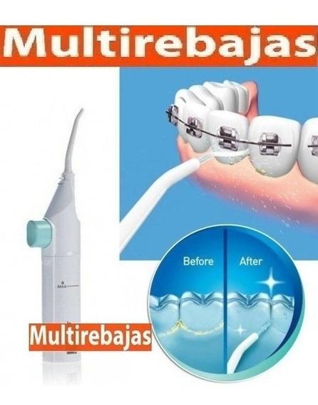 Limpiador Dental Blaquea Dientes Higiene Brackets
