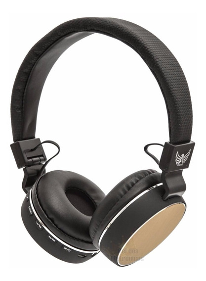 Fone De Bluetooth 4.2 Headphone Sem Fio Mp3 Radio Pc Tablet
