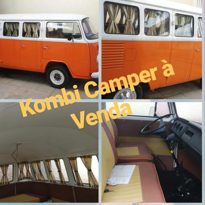 Kombi Corujinha Antiga Luxo 1960 Motor 1200 1300 1500 1600