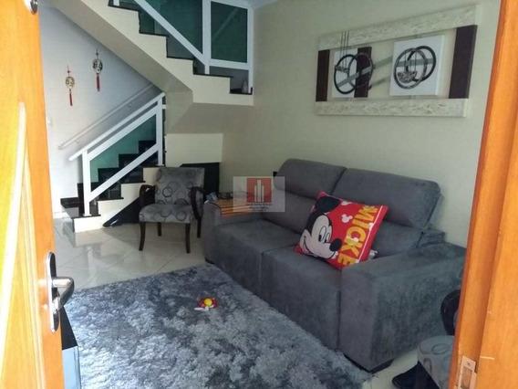Sobrado Com 3 Dorms, Vila Alpina, São Paulo - R$ 470 Mil, Cod: 1154 - V1154