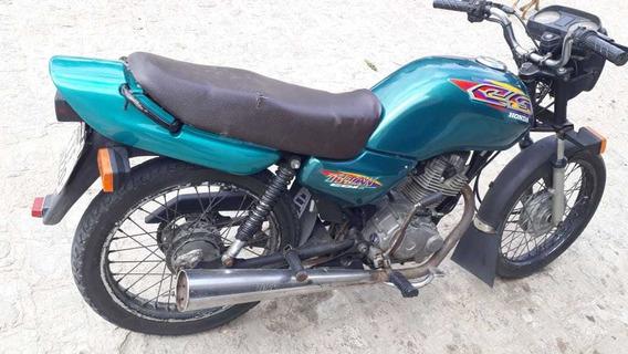 Honda Cg 125 Titam 99