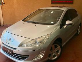 Peugeot 408 2.0 Feline 143cv