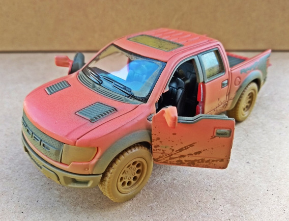 Miniatura Ford F-150 Raptor - Escala 1/32