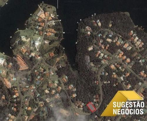 Imagem 1 de 5 de Terreno Condomínio Represa De Ibiúna - 2021