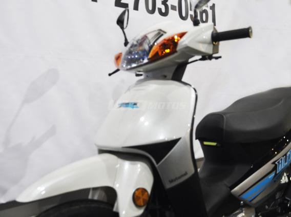 Motomel Blitz 110 Base V8 0km Yamaha Crypton
