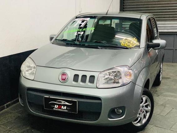 Fiat Uno Economy 1.4 8v (flex) 4p Manual