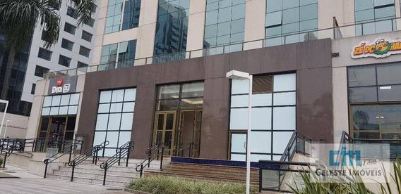 Sala Para Alugar, 44 M² Por R$ 3.600/mês - Alphaville - Barueri/sp - Sa0028