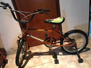 Bicicleta Para Niño Rod 16