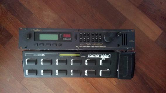 Rack Gsp-2101 Digitech Artist Series