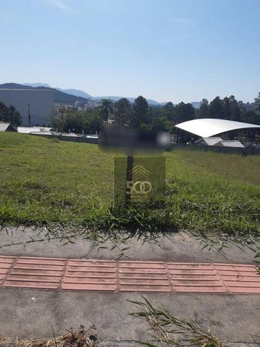 Terreno À Venda, 474 M² Por R$ 400.000,00 - Cidade Universitária Pedra Branca - Palhoça/sc - Te0093