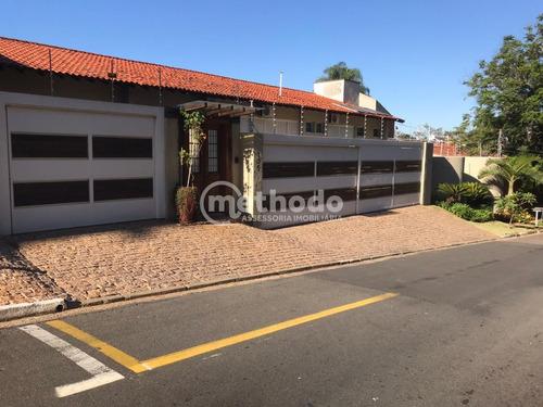 Casa Venda Hipica Campinas Sp - Ca00799 - 69001082