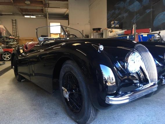 Jaguar Xk 120 Se Roadster
