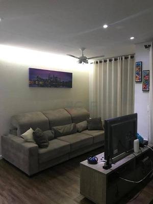 Apartamento Residencial À Venda, Santa Genebra, Campinas. - Ap6465