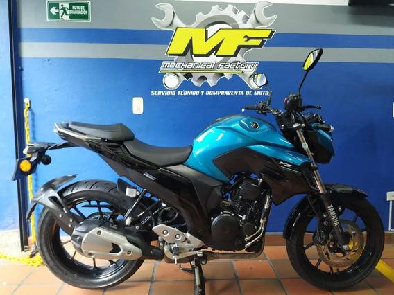 Yamaha Fz 250 2019 Soat Nuevo Traspaso Incluido!!