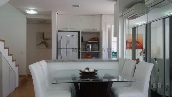 06310 - Flat 2 Dorms. (2 Suítes), Paraíso - São Paulo/sp - 6310