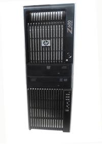 Workstation Hp Z600 Intel Quad Core Quadro 3800 8gb 1tb