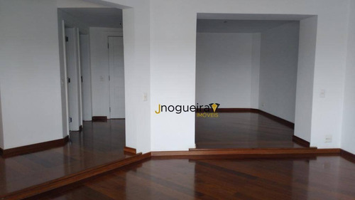 Imagem 1 de 19 de Cobertura  Duplex Com 3 Dormitórios À Venda, 338 M² Por R$ 2.800.000 - Moema Índios - São Paulo/sp - Ad0021