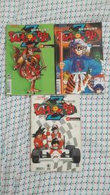 Dragon Ball Z Mangá Volume 10 Ao 12