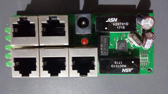 Módulo Ethernet De 5 Puertos Oem