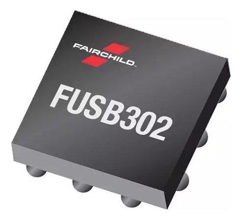 Ci Fusb302ucx Fusb302 Bga Controlador De Usb 3.1