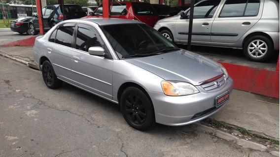 Honda Civic 1.7 Lx Automático