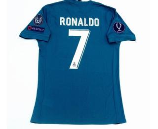 Camisa Real Madrid Third 2017 - Cr7