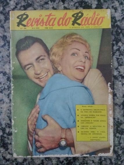 Revista Do Radio N° 500 - 1959 Marlene Emilinha Angela Maria
