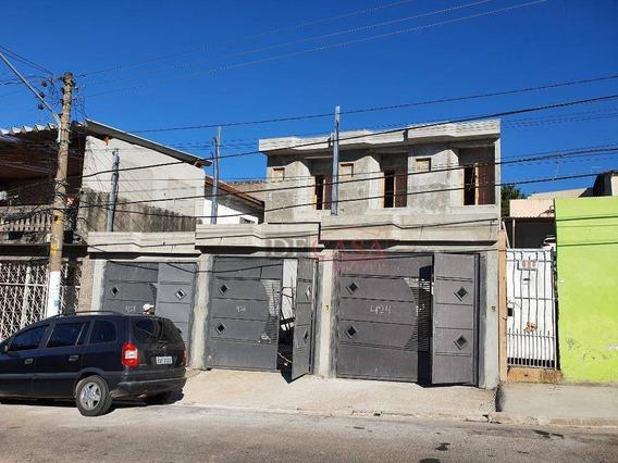 Sobrado Com 2 Dormitórios À Venda, 86 M² Por R$ 350.000,00 - Itaquera - São Paulo/sp - So3225