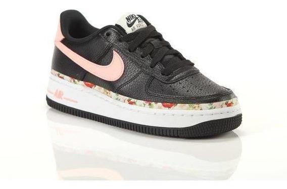 Tenis Nike Air Force 1 Vintage Floral