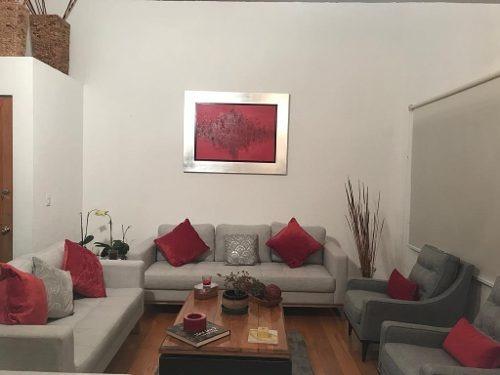 Casa En Condominio Venta En Cuajimalpa