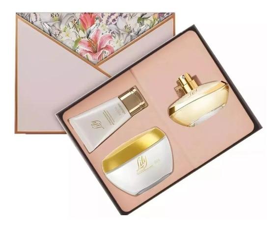 Kit Presente Lily Especial Dia Das Mães 2019 O Boticario