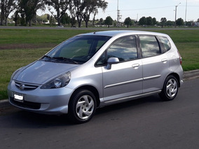 Honda Fit 1.4 Lx At Impecable Unica Mano Vremy
