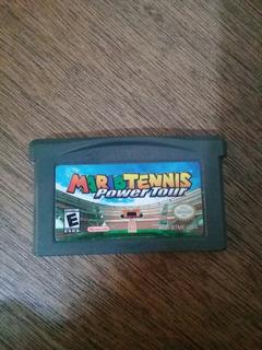 Mario Tennis Power Tour Gba (gameboy Advance)